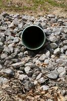 Cómo reparar drenaje