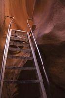 Tipos de escalera ANSI
