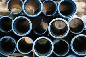 Tubería de PVC DIY