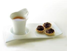 Las ideas modernas de cocina de té