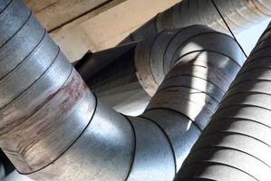 Cómo ajustar la velocidad del ventilador en Gas Central de Calor