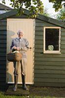Cómo hacer una casa en un cobertizo de madera