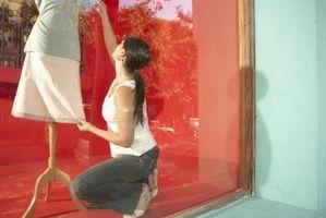 Cómo decorar un escaparate