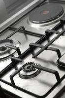 Cómo limpiar el hollín de acero inoxidable o cromo