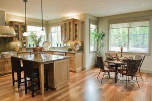 ¿Qué colores neutros se pueden utilizar en una cocina?