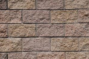 ¿Cómo medir los bloques de una pared de bloques
