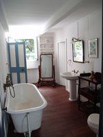 Herramientas de limpieza de bañera