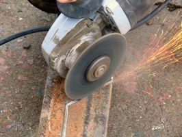 Herramientas eléctricas para corte de metales