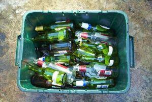 Ideas para el cristal reciclados Encimeras de cocina