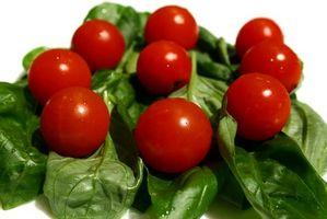 ¿Qué verduras son compatibles para plantar juntos?