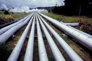 ¿Cómo funciona una bomba de calor geotérmica del agua subterránea?