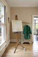 Cómo Refinish un piso de madera con una lijadora de Mano