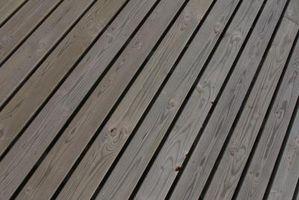 ¿Cuál es la diferencia entre la madera dura o blanda Plataforma?