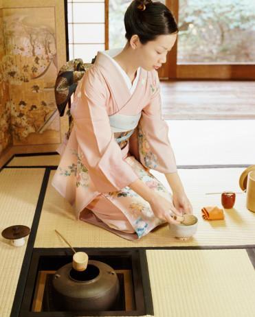 Los elementos de diseño interior japonés