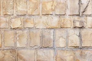 El mejor método para la limpieza de la piedra caliza