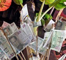 Cuáles son las causas de manchas en un árbol del dinero?