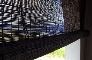 Cómo diseñar sus propias cortinas enrollables