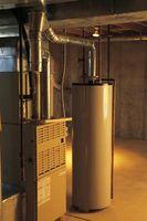 Los signos y síntomas de un mal de condensadores en un horno de gas soplador