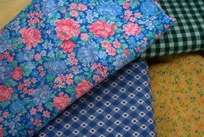 Cómo hacer un tejido acolchado Cabecera