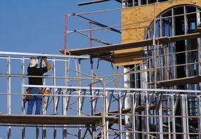 ¿Cómo encontrar libres de materiales de construcción para una casa
