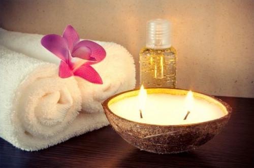 Cómo hacer que los tratamientos de spa en casa