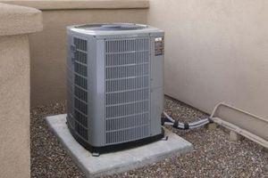 Cómo determinar el sistema central de aire acondicionado tamaño correcto