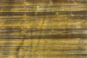Al aire libre de madera de esgrima Ideas de Privacidad