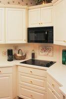 ¿Puede un Durante el rango de microondas puede poner encima de un horno?