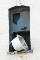 ¿Qué se puede pintar el interior de un hierro fundido Bañera con?
