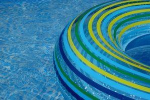 Cómo matar verde piscina de algas en una piscina de agua salada