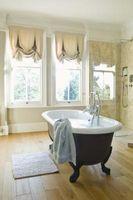 Usted puede Refinish una bañera?