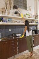 Cómo mantener su casa impecablemente limpia