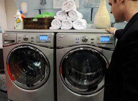 Cómo reemplazar el sello en una lavadora de carga frontal Whirlpool Duet