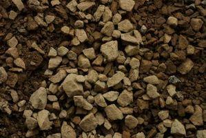 ¿Cuál es la diferencia entre la roca y la grava Llenar?
