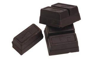 La eliminación de una mancha de chocolate en la tapicería