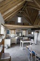 Cómo actualizar una casa de campo