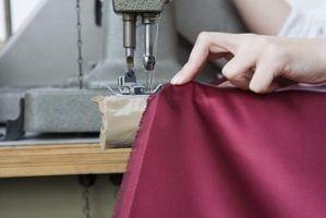 Ideas para coser una ventana cenefa