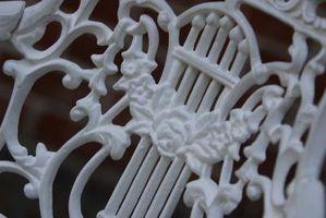 Decorativo Barandilla de hierro personalizada