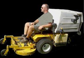Instrucciones para el reemplazo de la correa de tractores John Deere Lawn