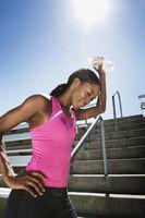 Cómo durar más tiempo que corre en una carrera de 5 km