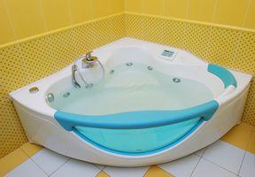 Diferencias entre bañeras de hidromasaje