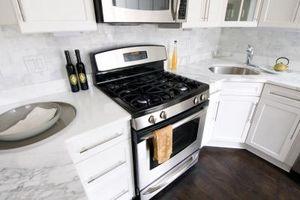 Blanco y Negro Remodeled Ideas de cocina