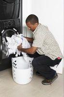 ¿Por qué la lavadora no desagua