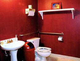 Cómo utilizar grasa de silicona para sellar un Aleta en el WC