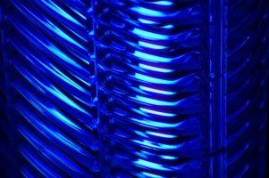 Cómo limpiar con luz UV