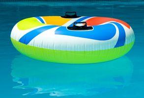 Cómo usar tabletas de cloro Con piscina Intex filtro de la bomba Modelo 603