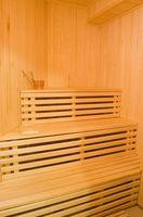 Planes Sauna caseros