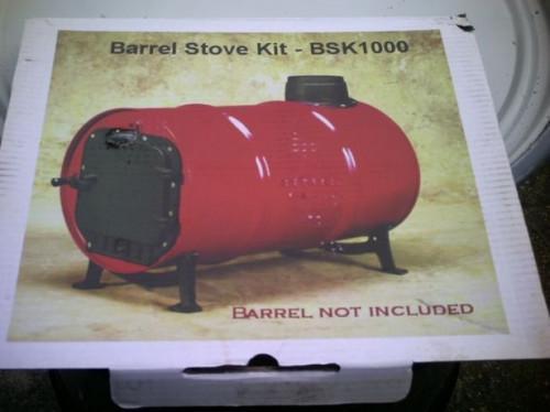 Como hacer un registro Burner de un barril de acero