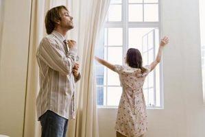 Decorar el hogar con cortinas