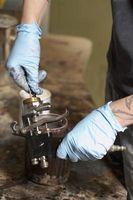Cómo limpiar un obstruidos aerógrafo